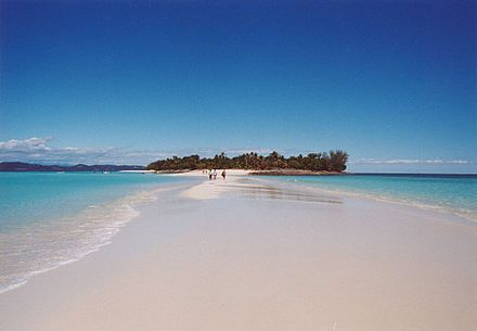 Nosy Iranja is one of the international tourism destinations in Madagascar Nosy-iranja-beach.jpg