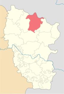 Novopskov Raion Former subdivision of Luhansk Oblast, Ukraine