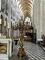 Noyon (60), cathédrale Notre-Dame, croisée du transept, bras de lumière.jpg