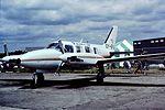 OY-BYJ Navajo Alpha Air Fairford 22-07-91 (30917639095).jpg