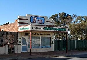 Oaklands, New South Wales - Image: Oaklands Butchery