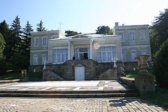 Alexander I of Serbia - Summer residence of King Alexander in Smederevo.
