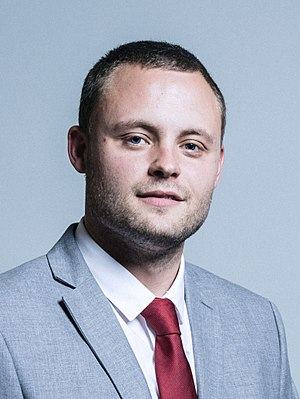 Ben Bradley (politician) - Image: Official portrait of Ben Bradley crop 2