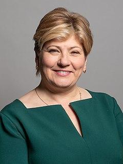 Emily Thornberry British Labour politician
