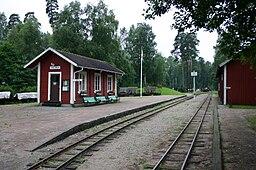 Jernbanestation ved Ohsabanan