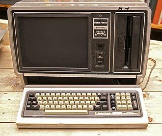 TRS-80 Model II - TRS-80 Model II