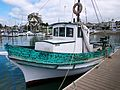 Old Boat in Santa Cruz Harbor (6868332653).jpg