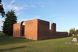Old Brick Church (Bacon's Castle, Virginia) 2014.JPG