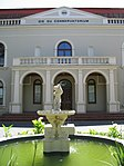 The South African Conservatorium of Music, the first conservatory in South Africa, was established in 1905, with Prof. F. W. Jannasch as Director. This double-storey building is built in an interesting mixture of architectural styles.