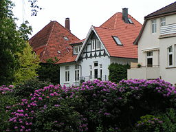Elisabethstraße in Oldenburg