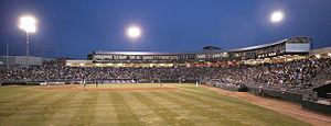 Cooley Law School Stadium - Image: Oldsmobile Park 02