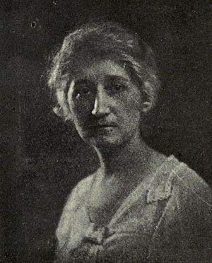 Olive Rush - Olive Rush, c. 1921