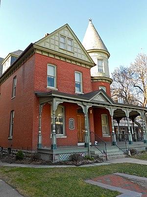 Waynesboro Historical Society - Image: Oller Hs Waynesboro PA Hist Society