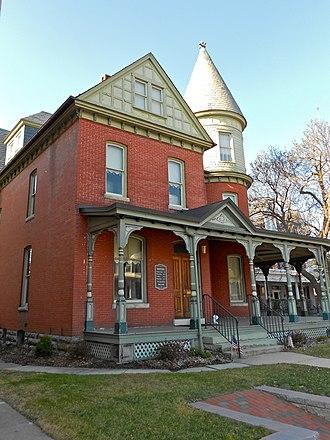 Waynesboro, Pennsylvania - Joseph J. Oller House