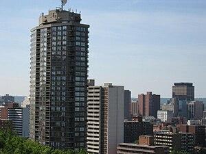 Charlton Avenue (Hamilton, Ontario) - Olympia Apartments