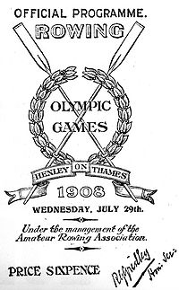 Olympic rowing program cover 1908.jpg