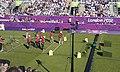 Olympics Archery at Lord's Cricket Ground (7669439746).jpg