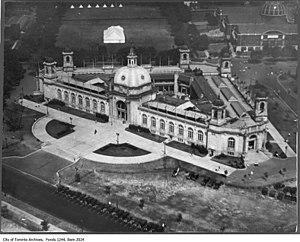 CNE Ontario Government Building