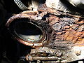 Opel engine X14NZ-rusty block near the water pump.jpg