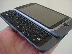 Image illustrative de l'article HTC Desire Z