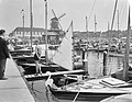 Opening Gemeentelijke Jachthaven in Harderwijk Overzicht van de haven, Bestanddeelnr 912-7665.jpg