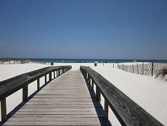 Orange Beach, Alabama - Orange Beach boardwalk