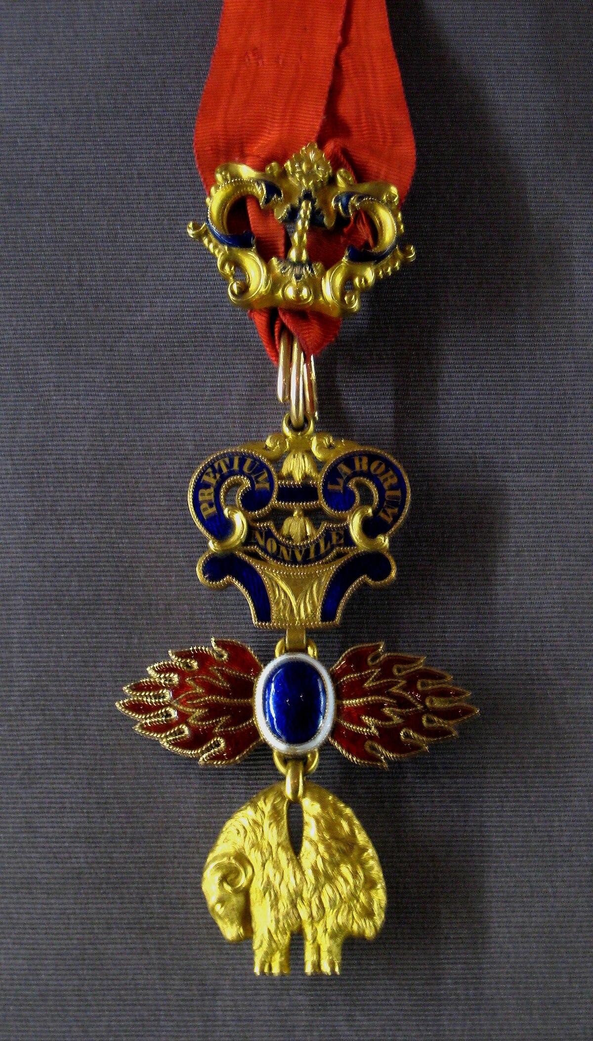 Order Of The Golden Fleece Wikidata