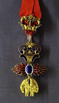 Order of the Golden Fleece - Nicholas II of Russia 02.jpg