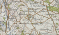 Ordnance Survey Map from the 20th century of Ashleyhay, Derbyshire.png