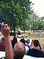 Organizing for America Obama 2012 Cleveland (9387921056).jpg
