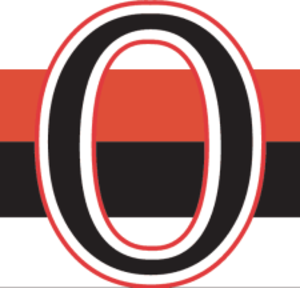 Ottawa Senators (senior hockey) - Image: Original Ottawa Senators Logo