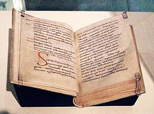 Origo Gentis Langobardorum - A 10th-century codex of Origo gentis Langobardorum from Reims, now in Berlin