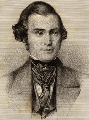 Orson Pratt - Orson Pratt in 1851