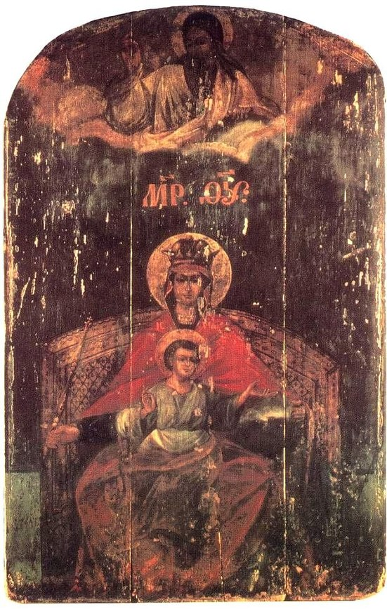 Our Lady Derzhavnaya