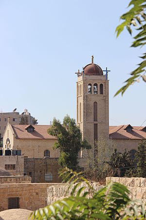 Birzeit - Our Lady Queen of Peace - Guadalupe
