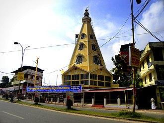 Cutchery - Our Lady of Velankanni Shrine at Cutchery