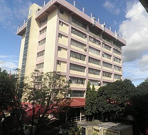 Our Lady of Fatima University - CAS Building, Our Lady of Fatima University- Quezon City