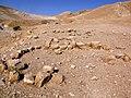 Oval compound at Khirbet el-Mastarah.jpg
