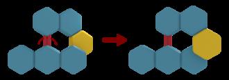 Molecular machine - Overcrowded alkane molecular motor.
