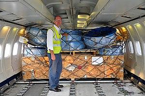 Oxfam Canada - Oxfam East Africa - Mogadishu aid flight
