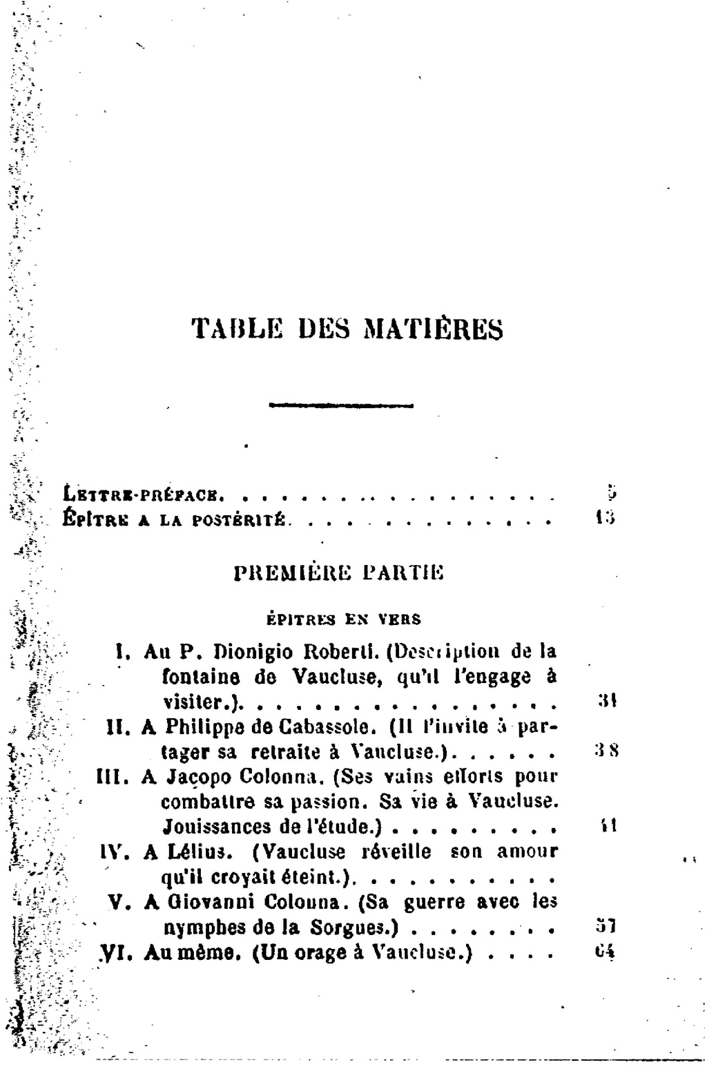 vaucluse 3 lettres