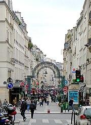 rue de montorgueil