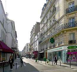 Image illustrative de l'article Rue Daguerre