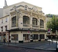 P1030274 Paris XIV théatre Montparnasse rue Larochelle rwk.JPG