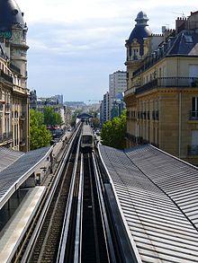Două plimbări pariziene - Scena 9