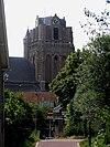 p7040040 ef gezicht op kerktoren v.a. langs de rijn rm 39695