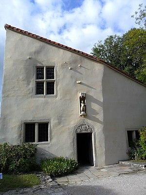 Vosges (department) - Image: PA00107138.Maison natale de Jeanne d'Arc.1