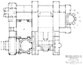 PSM V59 D019 Ground plan of the proposed addition to the institute.png