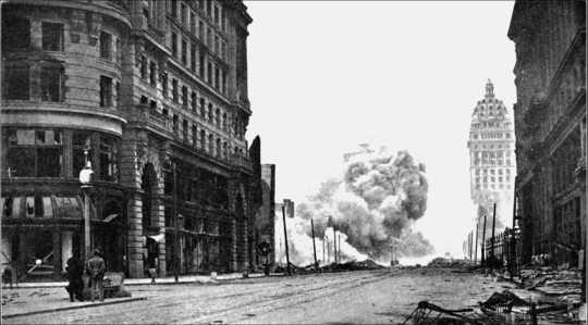 PSM V74 D264 Fighting fire with dynamite at san francisco.png