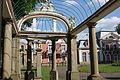 Pałac w Siarach, pergola 15.JPG